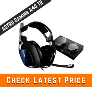 ASTRO Gaming A40 TR headset review