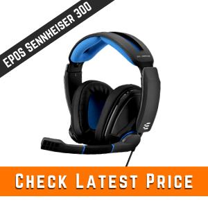 EPOS Sennheiser GSP 300 headset review