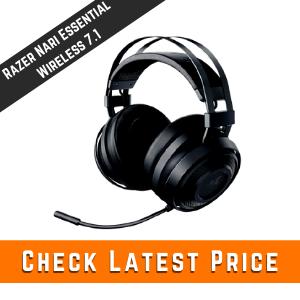 Razer Nari Essential Wireless 7.1 review