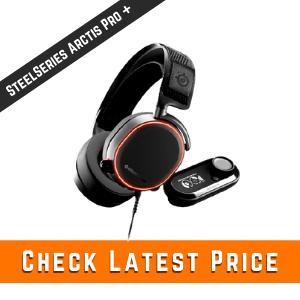 SteelSeries Arctis Pro+ headset review