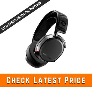 SteelSeries Arctis Pro Wireless headset review