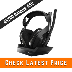 ASTRO Gaming A50 headset reviews