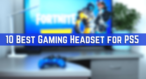 Best Gaming Headset for PS5