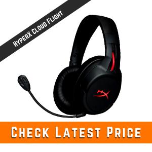 HyperX Cloud Flightheadset review