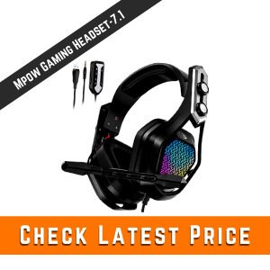 Mpow Gaming Headset-7.1 review