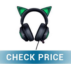 Razer Kraken Kitty RGB USB Gaming Headset Review 2021