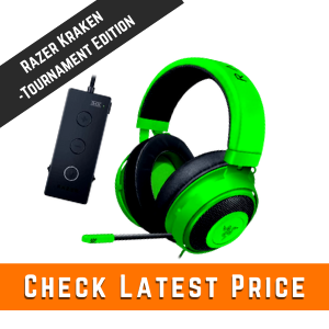 Razer Kraken Tournament Edition headset review