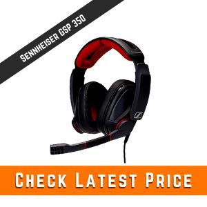 Sennheiser GSP 350 headset review