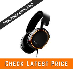 Steel Series Arctis 5 RGB headset review