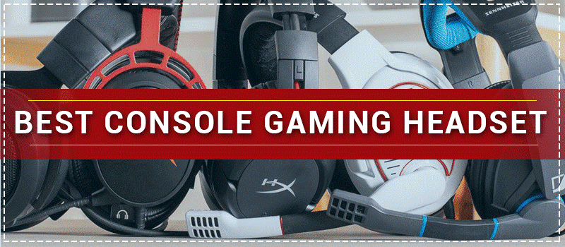 best console gaming headsets