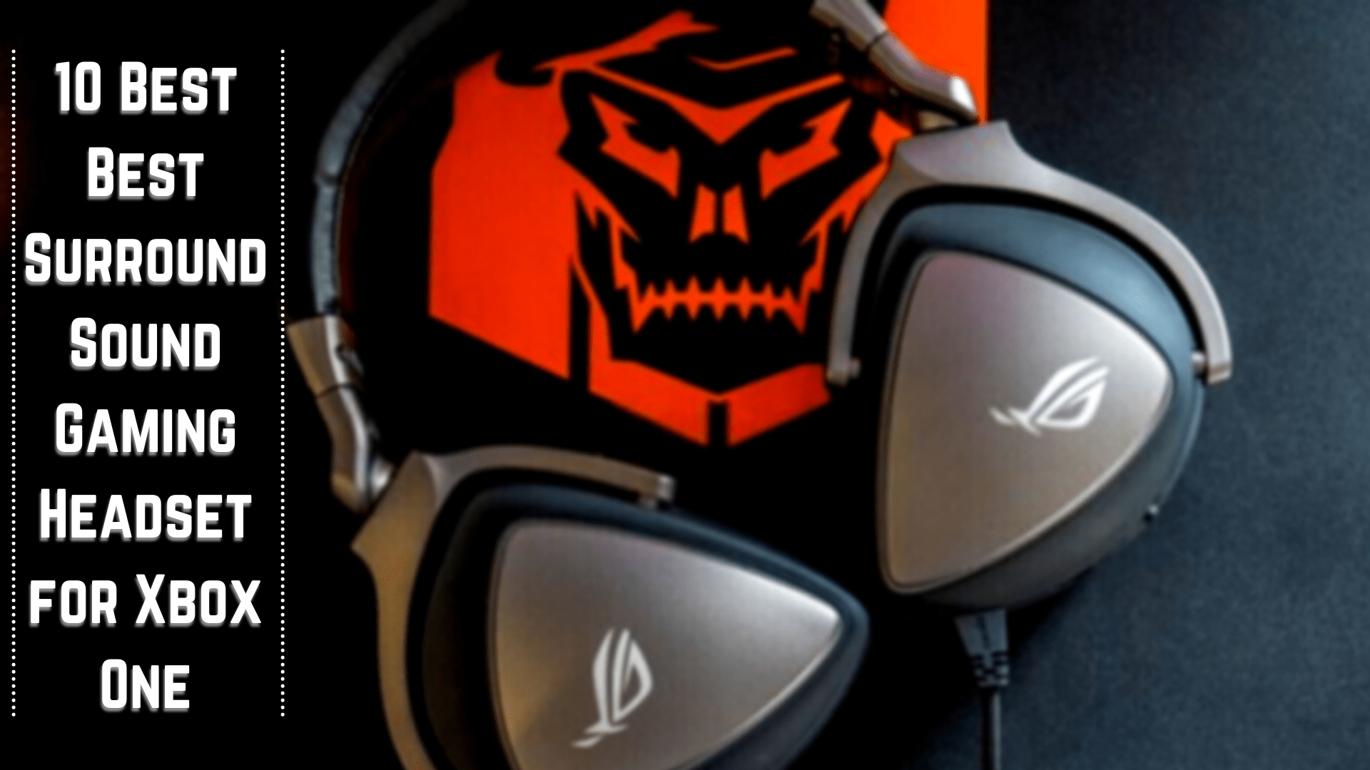 Best Surround Sound Gaming Headset for Xbox One